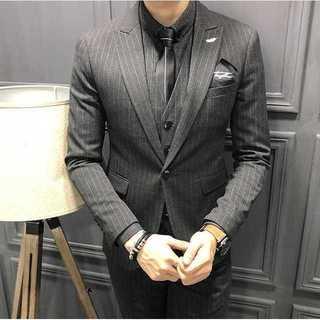 セットアップ 無地 スーツメンズ 紳士 スーツジャケット 着痩せzb382(セットアップ)