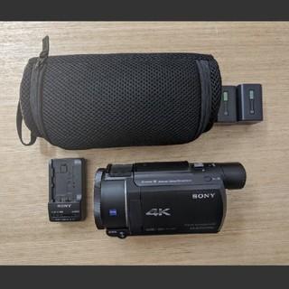SONY - sony FDR-AX55 ビデオカメラ