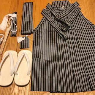 七五三 5歳 袴セット(和服/着物)