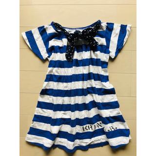 ニードルワークスーン(NEEDLE WORK SOON)のワンピース NEEDLE WORK SOON 110cm 女の子 子供服(ワンピース)