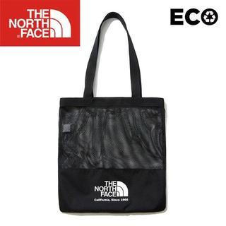 ザノースフェイス(THE NORTH FACE)のノースフェイス ALL MESH SHOULDER BAG メッシュトート【黒】(トートバッグ)