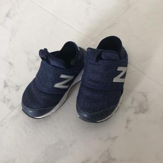 New Balance - ニューバランス キッズ スニーカー スリッポン