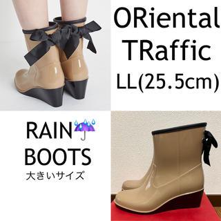 オリエンタルトラフィック(ORiental TRaffic)のORiental TRaffic オリトラ レインブーツ 長靴 (LL)(レインブーツ/長靴)