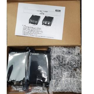 HDMI 同軸ケーブル エクステンダー