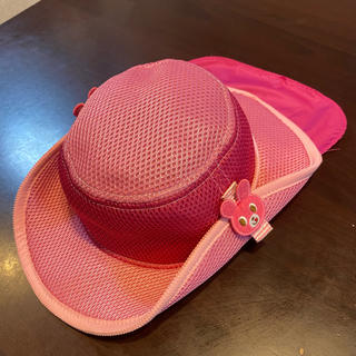mikihouse - ミキハウス 女の子帽子 48