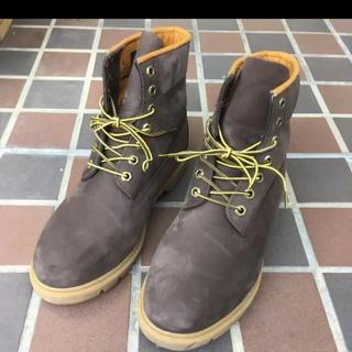 ティンバーランド(Timberland)のTimberland メンズ ブーツ 6400R waterproof 防水(ブーツ)