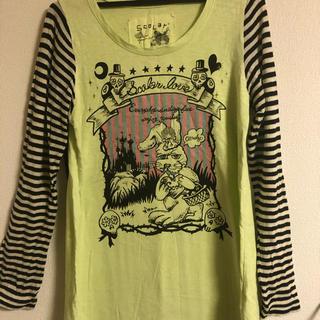 スカラー(ScoLar)のスカラー ロングTシャツ(Tシャツ(長袖/七分))