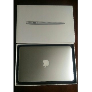 Apple - 極美品 MacBook Air 11-inch 2013