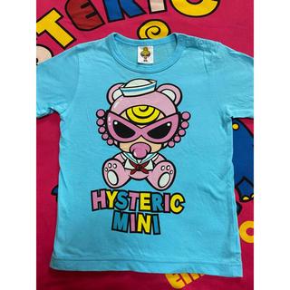 HYSTERIC MINI - セーラーテディTシャツ90センチ