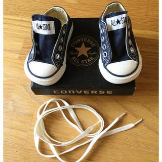 CONVERSE - 靴 11cm ベビーシューズ