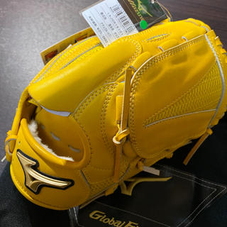 MIZUNO - グローブ 軟式 野球 投手 ピッチャー ミズノ MIZUNO グローバルエリート