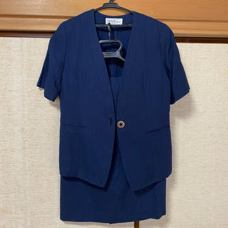 サマースーツ セットアップ 東京スタイル デリス DELICE 大きいサイズ