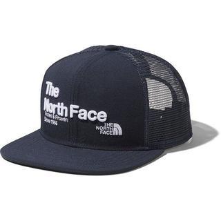 ザノースフェイス(THE NORTH FACE)の新品 ノースフェイス メッセージメッシュキャップ(キャップ)
