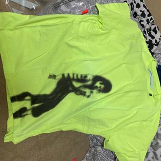 オフホワイト(OFF-WHITE)のオフホワイト Tシャツ マイケルジャクソン(Tシャツ/カットソー(半袖/袖なし))