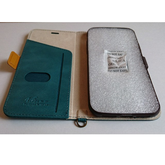 ELECOM(エレコム)のLina♡様専用 iPhone X スマホ カバー ケース 手帳 マグネット スマホ/家電/カメラのスマホアクセサリー(iPhoneケース)の商品写真
