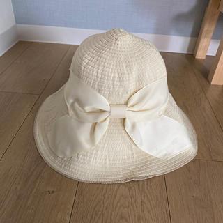 ナチュラルビューティーベーシック(NATURAL BEAUTY BASIC)のナチュラルビューティーベーシック♡リボンの帽子(その他)