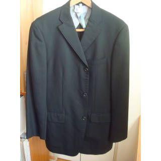 メンズスーツ 上下 春から秋用 DEUX23区 0175 W84 中古(セットアップ)