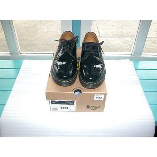 ドクターマーチン(Dr.Martens)のDr.Martens 1461 PATENT LAMPER 3EYE BLACK(ドレス/ビジネス)