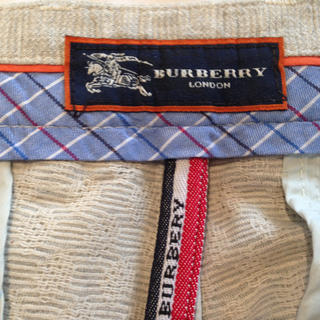 バーバリー(BURBERRY)の【未使用】BURBERRYバーバリーロンドンのハーフパンツ(ショートパンツ)