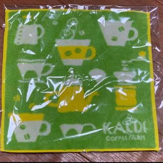 カルディ(KALDI)のKALDI 2019春 今治ハンドタオル(タオル/バス用品)