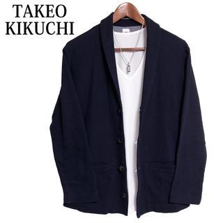 TAKEO KIKUCHI - TAKEOKIKUCHI テーラードジャケット リネンジャケットサマージャケット