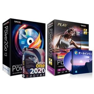 PowerDVD20 Power2Go13 Audia DVDFab11 f29(その他)