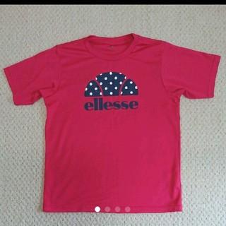 エレッセ(ellesse)のエレッセ ピンク Tシャツ(Tシャツ(半袖/袖なし))