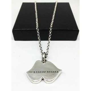 クロムハーツ(Chrome Hearts)のクロムハーツ  唇模様のネックレス(ネックレス)
