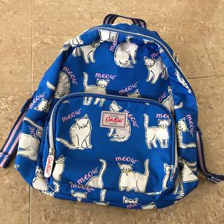 Cath Kidston - 新品 キャスキッドソン キャスキッズ 猫ジュニアリュックサック 子供鞄バッグ