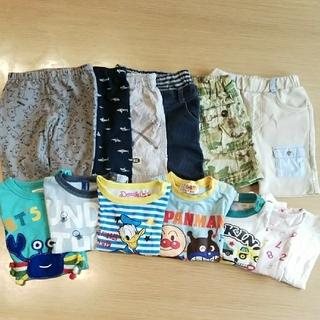 UNIQLO - 男の子 夏服 80 まとめ売り 13着