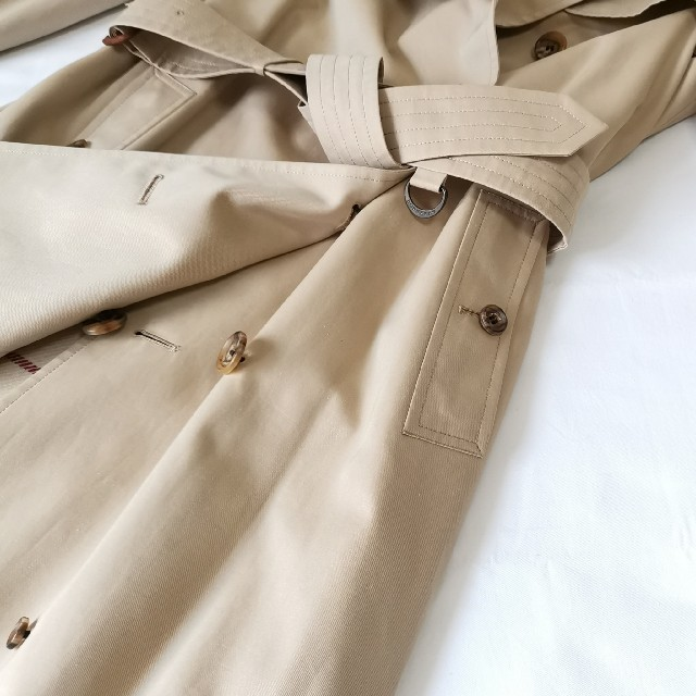 BURBERRY(バーバリー)の美品 BURBERRY 三陽商会 トレンチコート ロング レディース 国内正規品 レディースのジャケット/アウター(トレンチコート)の商品写真