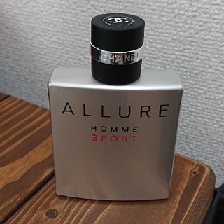 CHANEL - CHANEL ALLURE HOMME sport 50ml