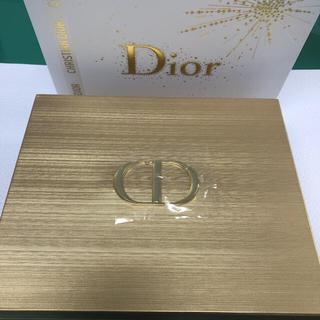 Dior - Dior プレステージユイルドローズコフレBOXのみサンプル付き