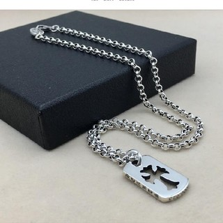 クロムハーツ(Chrome Hearts)のクロムハーツ十字架ネックレス(ネックレス)