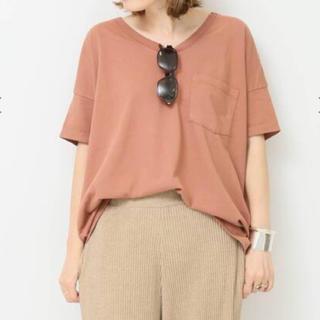 DEUXIEME CLASSE - ドゥーズィエムクラス SKARGORN ポケツキワイドTシャツ