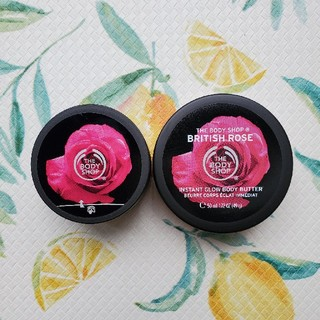 THE BODY SHOP - 新品 The Body Shop ボディバター&ジェルボディスクラブ