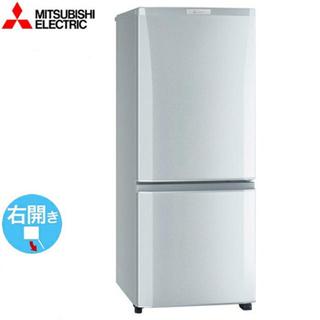 ミツビシデンキ(三菱電機)の【格安】冷蔵庫 交渉可(冷蔵庫)