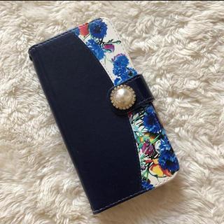 リエンダ(rienda)の手帳型iPhoneケース(iPhoneケース)