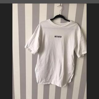 GU - GU ♡ オーバーサイズ Tシャツ