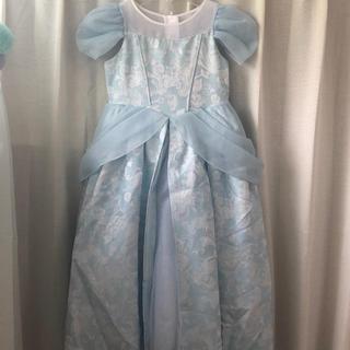 ディズニー(Disney)のディズニーランド  ビビディバビディブティックドレス  シンデレラ  120(ドレス/フォーマル)