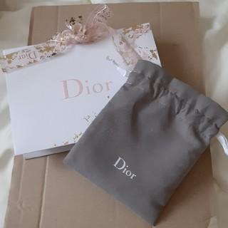 Dior - ショップ袋