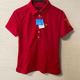 キャロウェイゴルフ(Callaway Golf)のキャロウェイレディース RED    (ウエア)