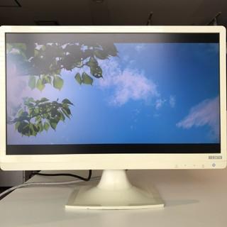 アイオーデータ(IODATA)のI-O DATA LCD-MF222EWR-B2 【HDMIケーブル付き】(ディスプレイ)