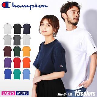 チャンピオン(Champion)のチャンピオン Tシャツ ネイビー Sサイズ(Tシャツ/カットソー(半袖/袖なし))