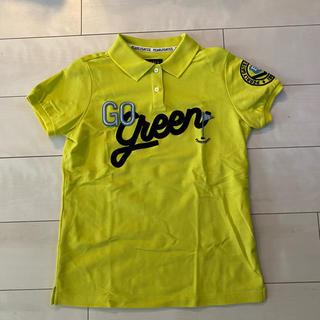 パーリーゲイツ(PEARLY GATES)のパーリーゲイツ ポロシャツ 0 新品未使用 ゴルフウェアー(ポロシャツ)