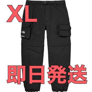 シュプリーム(Supreme)のsupreme Convertible Cargo pant シュプノース 新品(ワークパンツ/カーゴパンツ)