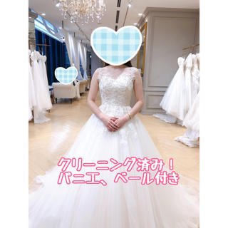 TAKAMI - タカミブライダル ウエディングドレス アザレ9号