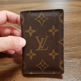 ルイヴィトン(LOUIS VUITTON)のルイヴィトン カードケース(名刺入れ/定期入れ)