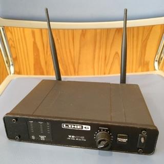 【LINE6 XD-V55】ワイヤレスマイク受信機のみ