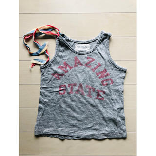 ゴートゥーハリウッド(GO TO HOLLYWOOD)のタンクトップ 女の子 子供服 130  GOTOHOLLYWOOD(Tシャツ/カットソー)
